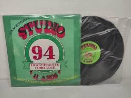 Lp Vinil Studio 94 Danceteria Bh Retro Vintage Dance Dj