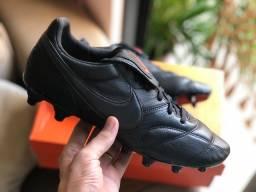 Chuteira Nike premier couro canguru 40br