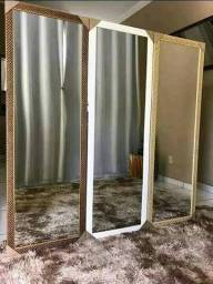Espelho gigantes
