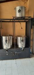 Equipamento para fazer cerveja