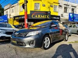 Corolla Gli Automatico 2013 + GNV!!!! Só aqui CarMix!!!!