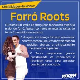 Aula de Forró Roots