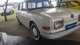 VW Fusca Zê do Caixão 1969, motor 1600; Carro de fácil restauração.