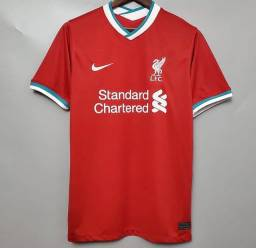 Camisa Liverpool - 2020/2021