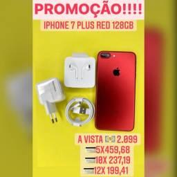 IPHONE 7 PLUS 128 GB PROMOÇÃO!!!!