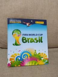 Álbum de figurinhas Copa do Mundo de 2014