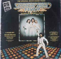 Vinil duplo Saturday Night Fever