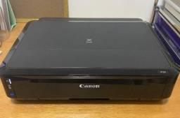 Impressora canon pixma ip7210 + 3 tintas
