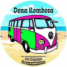 Aromatizante (cheirinho) Dona Kombosa para ambiente e carro