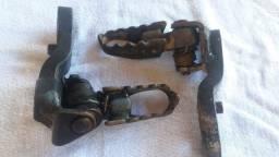 Pedaleira Xlx 250 Lado Esquerdo