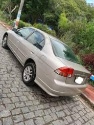 Honda Civic lxl  2003/2004 completo banco de couro