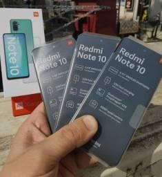 Redmi Note 10 Xiaomi 128gb 6gb novo lacrado