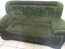 Conjunto de dois sofá