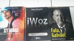 Livros 5 a 15 reais. Faço entrega