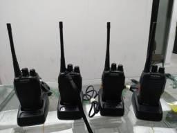 4 radios de comunicação Aofeng
