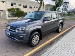 Vw Amarok Trendline Automática 2018 69.000 km diesel 4x4