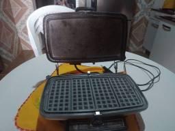 Grill altomático Black Decker antigo