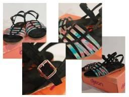 Sandália de verão Dijean