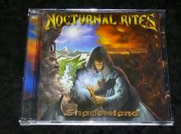 Nocturnal Rites-(Shadowland e Afterlife) Power Metal