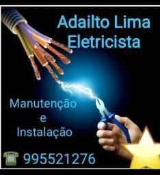 Título do anúncio: Eletricista 24 h