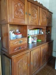 Armário cozinha de cerejeira