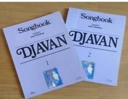 Songbook Djavan (Almir Chediak) - Volumes 1 & 2 - Super conservados