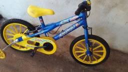 Bicicleta menino aro 16