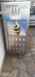 Vendo maquina de sorvete e Açaí