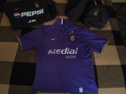 Camisa Corinthians 2008 tam M