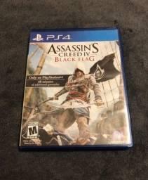 Assassins Creed Blackflag e/ou Unity