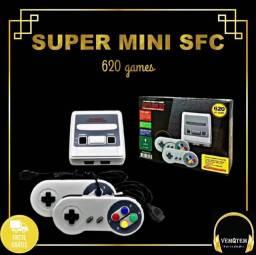 Super mini SFC 620 jogos