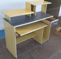 Mesa Escrivaninha para computador desktop e impressora