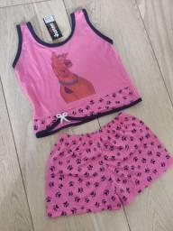 Pijamas e samba canção infantil