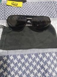 Óculos De Sol Hb Freeride Preto Metálico