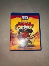 DVD Blu-ray 3D Kung Fu Panda 2