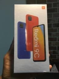 Redmi 9C 64gb Preto