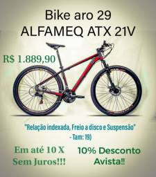 Bike Aro 29 ALFAMEQ ATX 21V