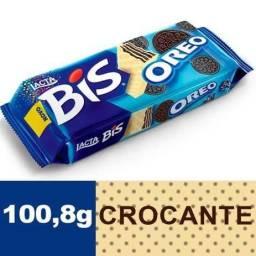 Chocolate BIS com Oreo Branco 100g Lacta Novo Lacrado!