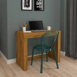 Título do anúncio: Escrivaninha Mesa para Notebook 1 Gaveta Cleo - Permóbili