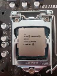 Kit rig mineração - TB250-BTC+ / Processador g3930 / Memória ram 4gb ddr4