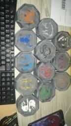 Kit talismã 12 peças