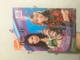 Livro iCarly: Eu quero ficar!