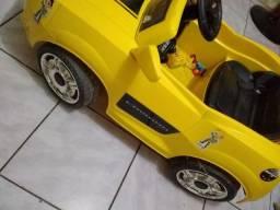Carro Camaro infantil
