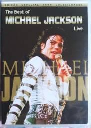 DVD - THE BEST OF MICHAEL JACKSON