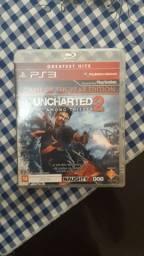Jogo Uncharted 2 ps3