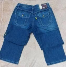 Calça jeans masculina 40