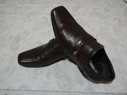 Sapato Ferracini Jop Café Claro (Novo)