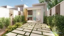 Título do anúncio: Casa com 3 dormitórios à venda, 92 m² por R$ 310.000,00 - Guaribas - Eusébio/CE
