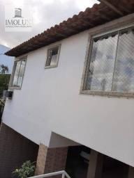 Casa com 2 dormitórios para alugar, 80 m² por R$ 1.100,00/mês - Parque Rosário - Campos do