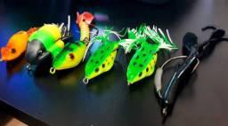 Kit Traíra Frog's + Criatura